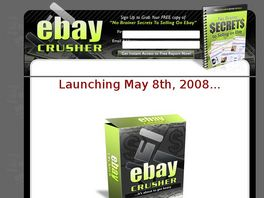 Go to: eBay<sup>®</sup> Crusher