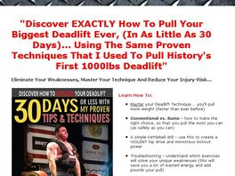 Go to: Andy Bolton Strength