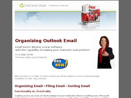 Go to: Email Sorter Wizard - MS Outlook Add-in