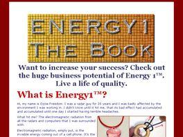 Go to: Energy1 The Book.