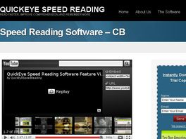 Go to: Quickeye Speed Reading Software