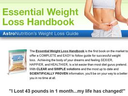 Go to: Essential Weight Loss Handbook