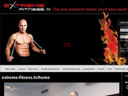 Go to: Extreme-fitness.tv-the Only Personal Trainer You'll Ever Need