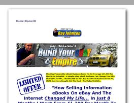 Go to: Build Your eBay<sup>®</sup> Ebook Empire Classified