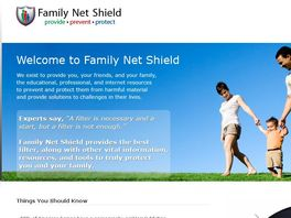 Go to: Family Net Shield Internet Filter Software