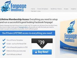 Go to: Fanpageinabox - All You Need To Run A Successful Facebook Fanpage!