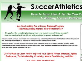 Go to: Building The Complete Soccer Athlete: Train Like A Pro