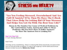 Go to: Eliminating Stress And Anxiety From Your Life.