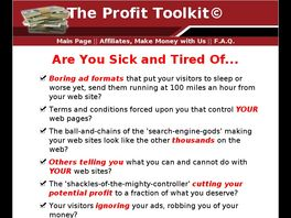 Go to: The CB Profit Toolkit.