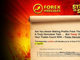 Go to: Forex Hercules - Strength In Signals