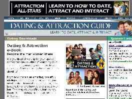 Go to: All-star Dating & Attraction For Men