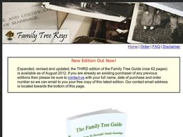Go to: The Family Tree Guide