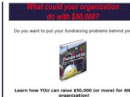 Go to: Fundraise $50,000.
