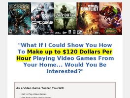 Go to: Gamer Testing Ground