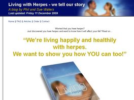 Go to: Living With Herpes: We Tell Our Story. *new Product