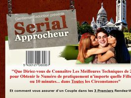 Go to: Serial Approcheur Gentleman Seduction -super Populaire