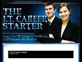 Go to: The IT Career Starter
