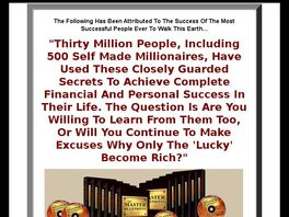 Go to: The Number 1 Success Book Of All Time Is Updated, Analyzed & Explained