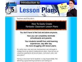 Go to: Teachers Desperately Search For A Way To Create Classroom Lesson Plans