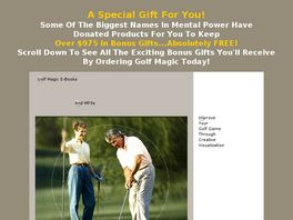Go to: Golf Magic EBook(R) And Mp3s.