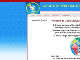 Go to: 2012 Reading Fun: Kids Love Good Storybooks - Read-for-fun!