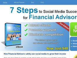 Go to: 7 Steps To Social Media Success For Financial Advisors