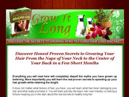 Go to: How To Grow African American Hair Long