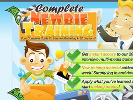 Go to: Complete Newbie Training Course