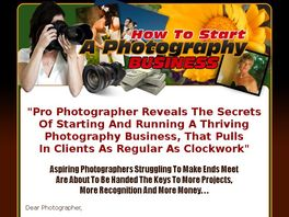 Go to: How To Start A Photography Business