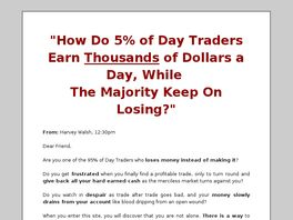 Go to: Day Trading Freedom.