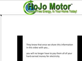 Go to: Hojo Magnetic Motor! Converting At 10.9%, Proof On Our Affiliate Page!