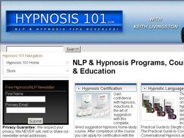 Go to: Hypnosis 101