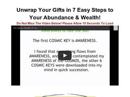 Go to: Infinite Wealth Of You - Abundance & Wealth Creation Course