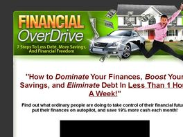 Go to: 7 Steps To Less Debt, More Savings & Financial Freedom