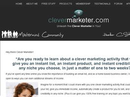 Go to: Clever Teleseminar Secrets Training and Planning Kit