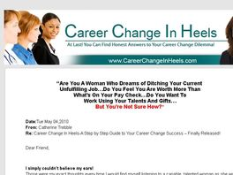 Go to: Your Step-by-Step Guide to Career Change Success for Women