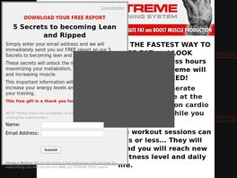 Go to: 75% Commission For Mma Extreme Fitness Training System