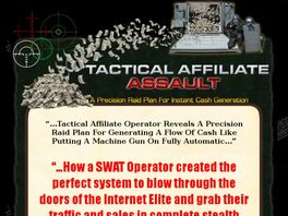 Go to: Tactical Affiliate Assault