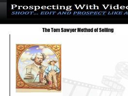 Go to: Prospecting With Video