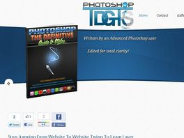Go to: Photoshop The Definitive Guide To Styles