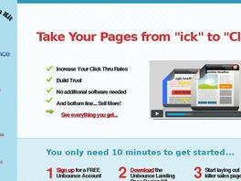 Go to: Landing Page Design Kit