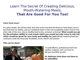 Go to: Eat Healthy - Eat Delicious!