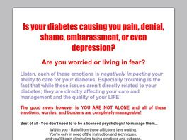 Go to: Diabetes Home Study System - All New For 2013