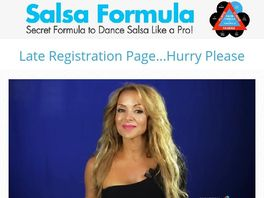 Go to: Salsa Formula - Easy 6-point Formula To Dance Salsa Like A Pro