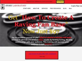Go to: How To Create A Raving Fan Base
