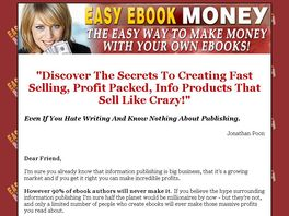 Go to: Easy Ebook Money