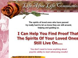 Go to: Life After Life Communication