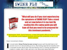 Go to: The Truth About Swine Flu: Surviving The Pandemic