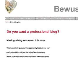 Go to: WordPress blog step-by-step
