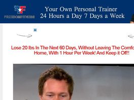 Go to: Lose 20 Lbs In 60 Days At Home Workout